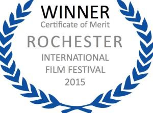 Rochester Film Festival Winner